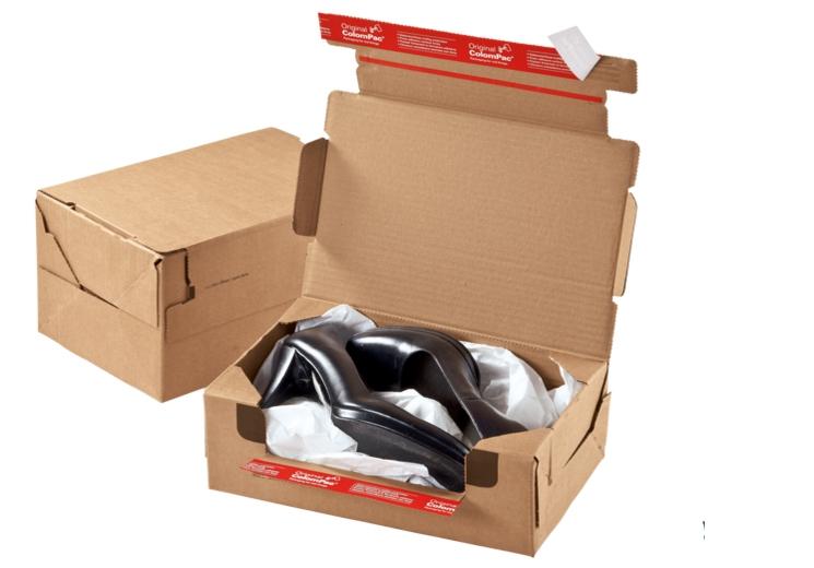 CP 069.08 - Colompac Return Box - 384 x 290 x 190mm