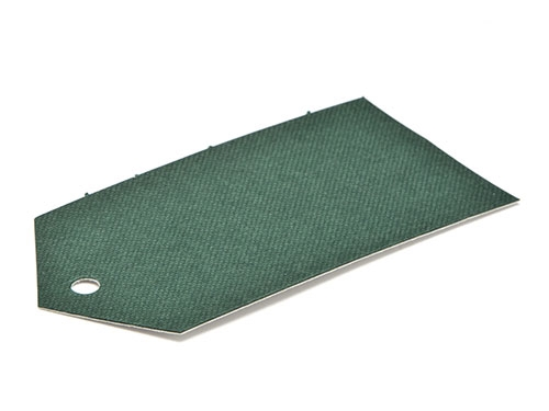 89 x 45mm - Dark Green Gift Tags