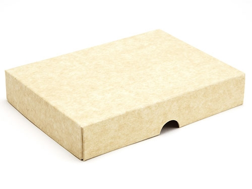 159 x 112 x 32mm - Natural Kraft Gift Boxes - Lid