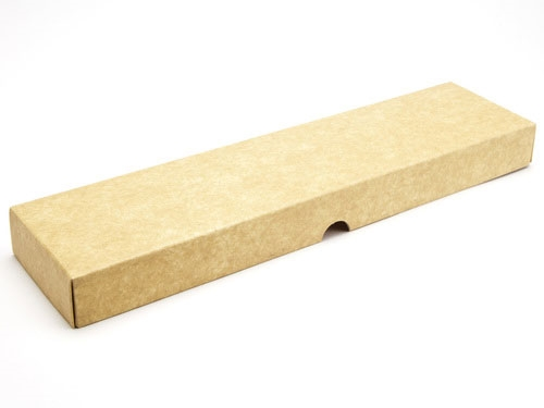 310 x 78 x 32mm - Natural Kraft Gift Boxes - Lid
