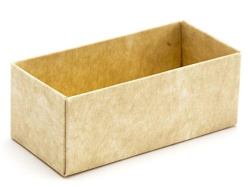 78 x 41 x 32mm - Natural Kraft Gift Boxes - Base
