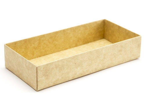 159 x 78 x 32mm - Natural Kraft Gift Boxes - Base