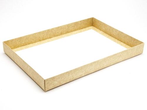 312 x 217 x 32mm - Natural Kraft Gift Boxes - Base