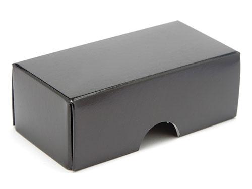 78 x 41 x 32mm - Black Gift Boxes - Lid