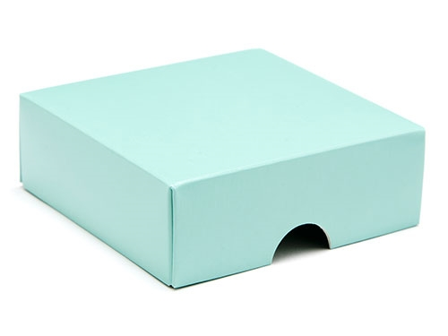 78 x 82 x 32mm - Turquoise Gift Boxes - Lid