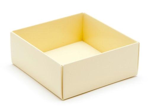 78 x 82 x 32mm - Cream Gift Boxes - Base