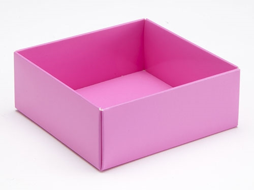 78 x 82 x 32mm - Pink Gift Boxes - Base