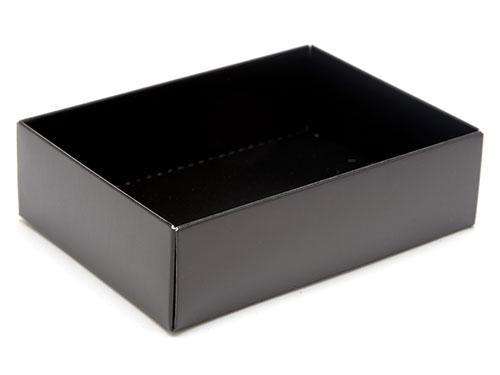 112 x 82 x 32mm - Black Gift Boxes - Base