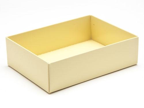 112 x 82 x 32mm - Cream Gift Boxes - Base