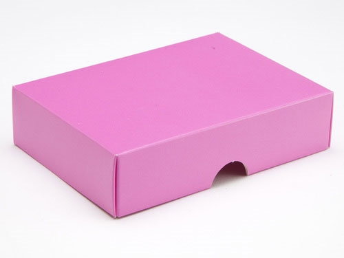 112 x 82 x 32mm - Pink Gift Boxes - Lid