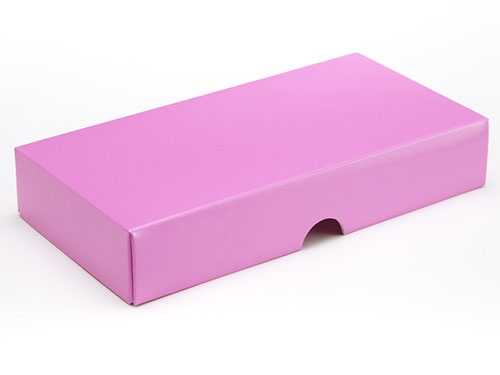 159 x 78 x 32mm - Pink Gift Boxes - Lid