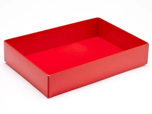 159 x 112 x 32mm - Red Gift Boxes - Base