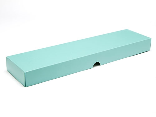 310 x 78 x 32mm - Turquoise Gift Boxes - Lid