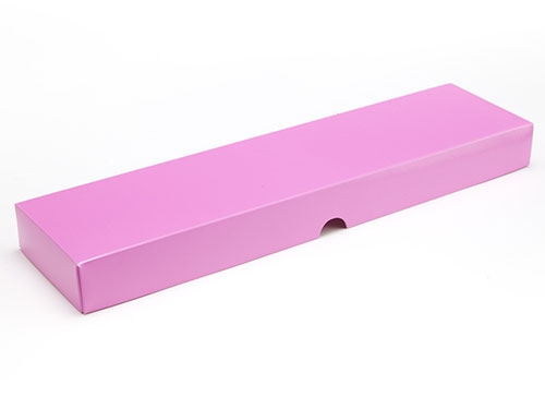 310 x 78 x 32mm - Pink Gift Boxes - Lid