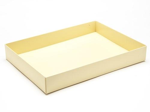 221 x 159 x 32mm - Cream Gift Boxes - Base