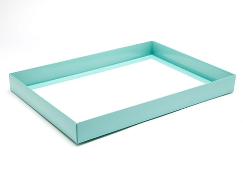 312 x 217 x 32mm - Turquoise Gift Boxes - Base