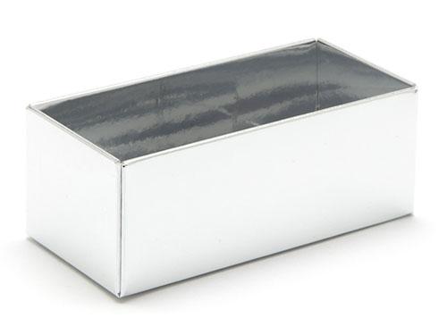 78 x 41 x 32mm - Silver Gift Boxes - Base
