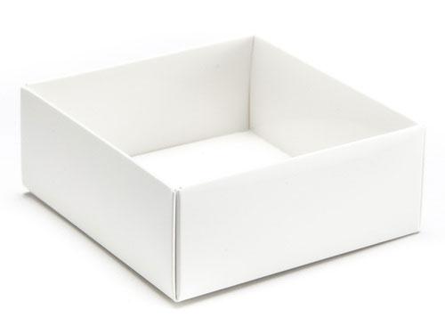 78 x 82 x 32mm - White Gift Boxes - Base