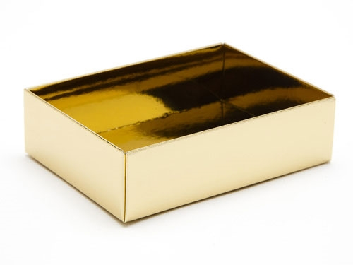 112 x 82 x 32mm - Gold Gift Boxes - Base
