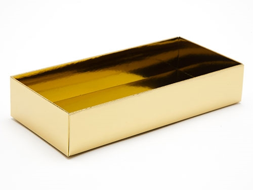 159 x 78 x 32mm - Gold Gift Boxes - Base
