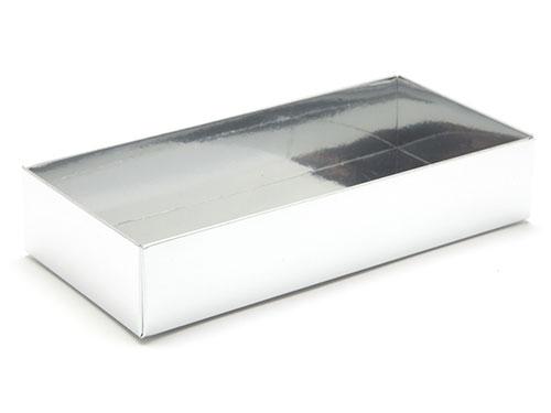 159 x 78 x 32mm - Silver Gift Boxes - Base