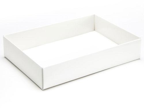 159 x 112 x 32mm - White Gift Boxes - Base