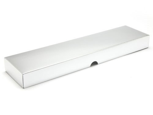 310 x 78 x 32mm - Silver Gift Boxes - Lid