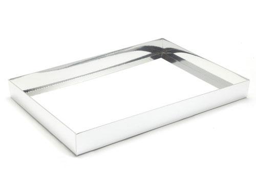 312 x 217 x 32mm - Silver Gift Boxes - Base