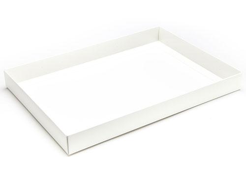 312 x 217 x 32mm - White Gift Boxes - Base