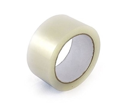 48mm x 66m - Low Noise Clear Packing Tape