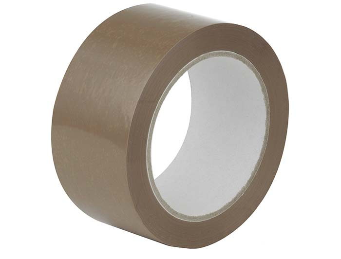 48mm x 66m - Low Noise Brown Packing Tape