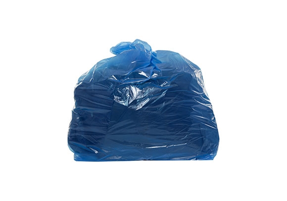 Blue Recycled Refuse Sacks - 450 x 725 x 980mm