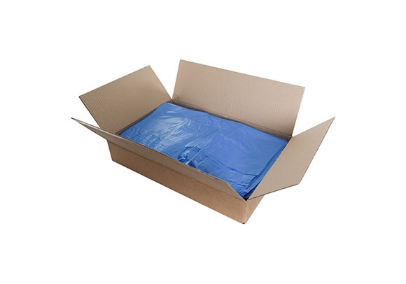 Blue Recycled Refuse Sacks - 450 x 725 x 980mm - 2