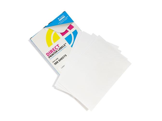 35 Per Sheet Round Labels - 37mm Diameter - 2