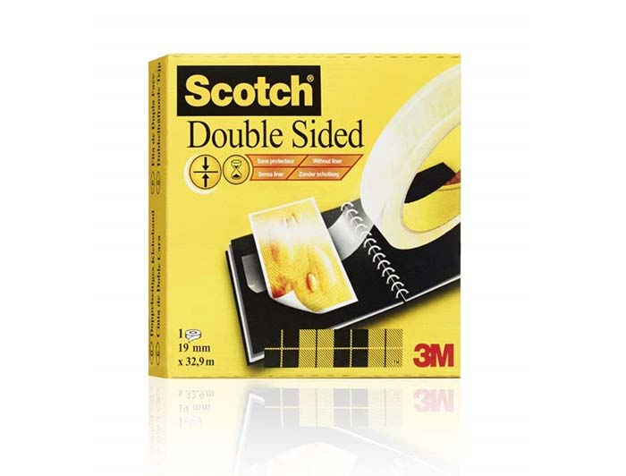Scotch Double-Sided Permanent Tape