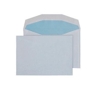 C6 White Envelope - Gummed - Wallet - 80gsm