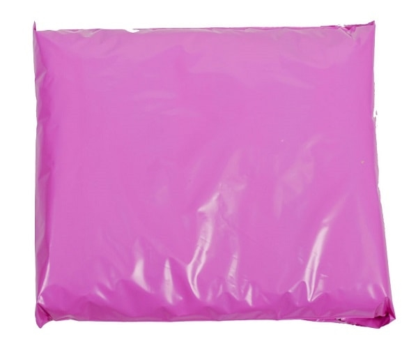 350 x 500mm Pink Poly Mailers