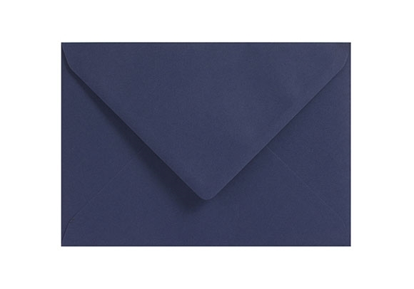 C5 Dark Blue Envelopes - Gummed - 120gsm - 2
