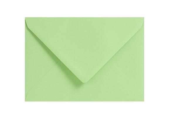 C5 Pale Green Envelopes - Gummed - 120gsm - 2