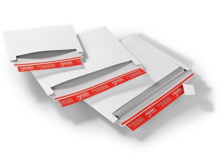 CP 017.02 ColomPac Landscape Board Envelopes
