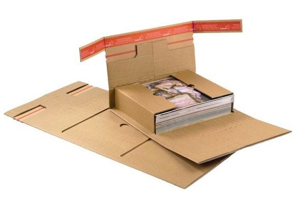 CP 030.05 ColomPac Extra Strong Book Wraps