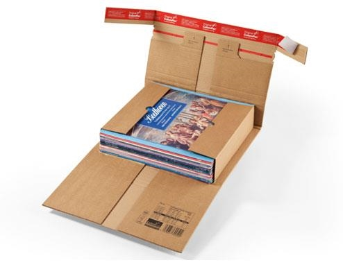 CP 030.05 ColomPac Extra Strong Book Wraps - 2