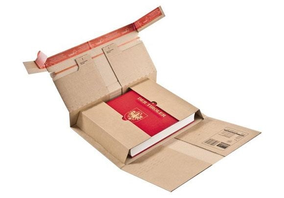 CP 030.05 ColomPac Extra Strong Book Wraps - 3