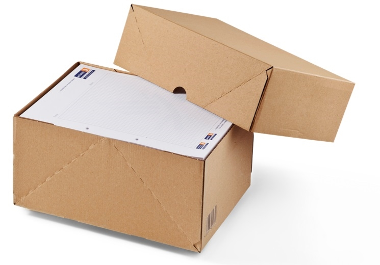 CP 121.101 ColomPac A4 Printer Box Folding Carton