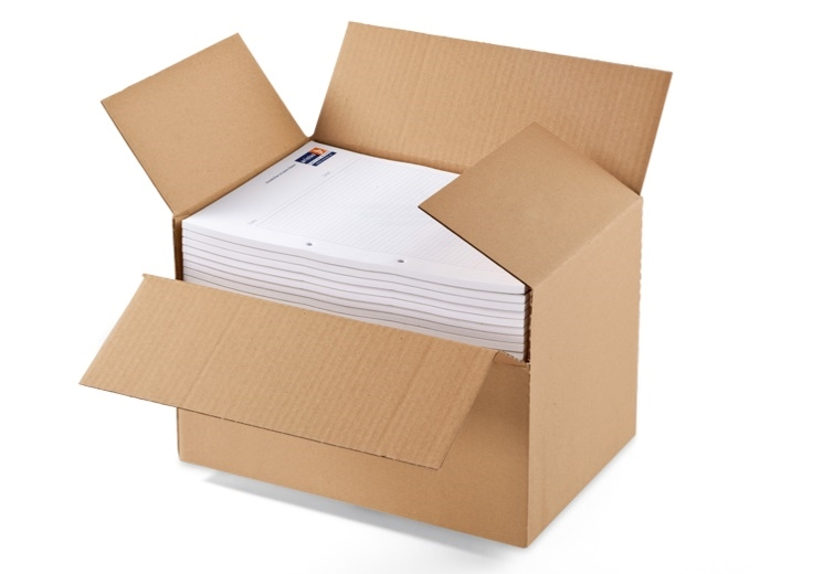 CP 131.201 ColomPac A4 Pop-up Box
