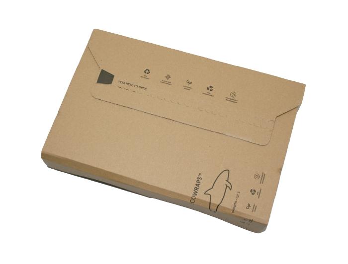 Eco-Friendly Book Wraps – Priory Elements EcoWraps ™ – 280 x 205 x 70mm - Vaquita