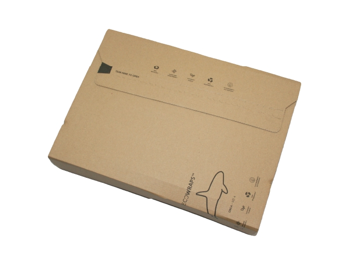 Eco-Friendly Book Wraps – Priory Elements EcoWraps™ – 312 x 250 x 74mm - Orca