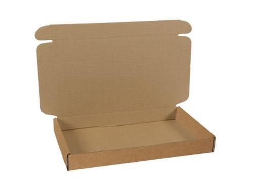 101 x 101 x 20mm Brown Postal Boxes