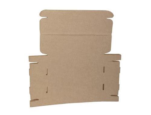 101 x 101 x 20mm Brown Postal Boxes - 2