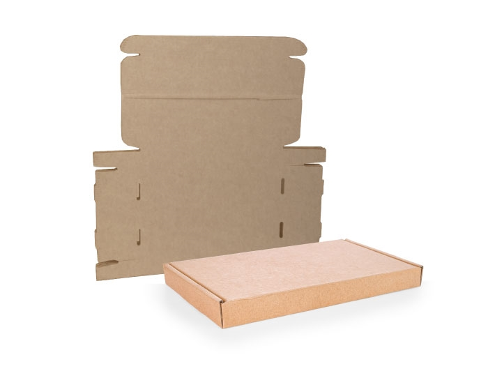320 x 230 x 19mm Brown Postal Boxes - 5
